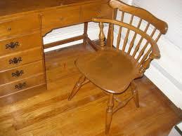ethan allen desk chair ethan allen desk hutch swivel chair my antique furniture collection
