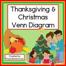 venn diagram thanksgiving by paula s preschool and