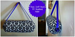 how to make a headband holder connoisseur of creativity diy headband holder