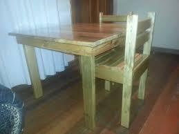 children u0027s table u0026 chairs u2022 1001 pallets