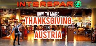 how to make thanksgiving in austria