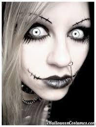 Girls Zombie Halloween Costume 20 Zombie Makeup Ideas Zombie Halloween