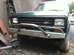 prerunner ranger elite prerunner front bumper ford ranger u002783 u002792 ford bronco ii