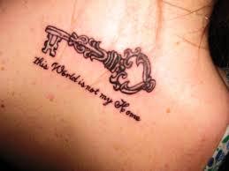heart key tattoo designs u2014 wow pictures best key tattoo designs