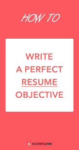 best objective on resume best 20 resume career objective ideas on pinterest career best resume objective examples ideas pinterest career how write perfect included