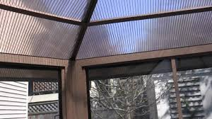 15 X 15 Metal Gazebo by Costco Penguin 12x12 Solarium Assembly Youtube