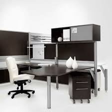 Home Office Cabinet Design Ideas - great contemporary home office desks and gorgeous contemporary