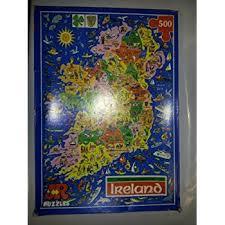 usa map jigsaw puzzle by hamilton grovely 2 ireland map jigsaw puzzle by hamilton grovely co uk