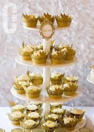 gold first communion party ideas photo 10 of 28 catch my party