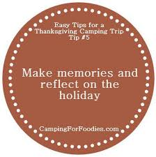 24 best thanksgiving gling cing and rv tips for trips