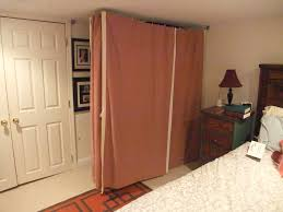 Ikea Panel Curtain Ideas by Room Dividing Curtains Image Of Room Divider Ideas Concept