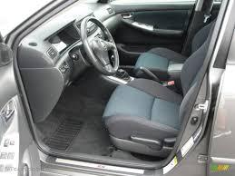 2004 toyota corolla xrs black interior 2005 toyota corolla xrs photo 51038230 gtcarlot com