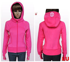 cheap lululemon scuba hoodies pink sale online clothing