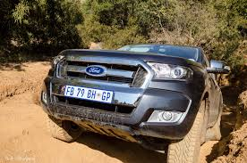 ford ranger 2016 ford ranger 2016 dominates offroad 4x4 test at hennops youtube