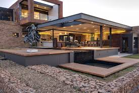 Exterior Wall Design Retaining Wall Design To Create Beautiful Natural Landscaping Idea