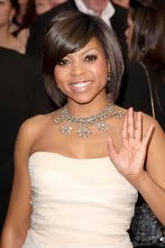 hairstyles i can do myself taraji p henson gemstone statement necklace african american