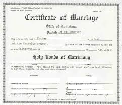 catholic marriage certificate evidence explained parish level certificate of marriage from the