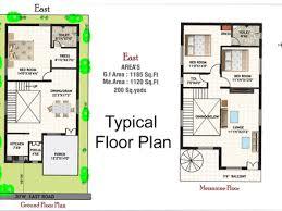 West Facing House Vastu Floor Plans 20 Duplex House Plans Designs Interior Designers In