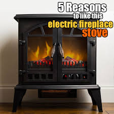 Electric Fireplace Stove 5 Reasons Why I Like The Jasper Electric Fireplace Stove