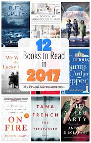 books to read in 2017 books book clubs and reading lists