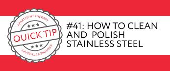 8 tips for removing fingerprints from stainless steel apartment