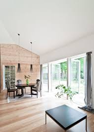 simple home design inside home design simple dining space of house inside woods near dark