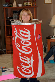 Coca Cola Halloween Costume Tidbits Heather Plett