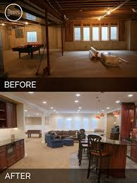 stylish and peaceful basement remodels home design ideas
