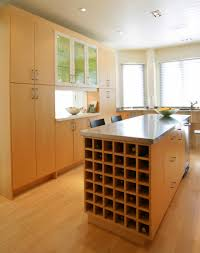 amazing building kitchen islands with cabinets and wine rack on