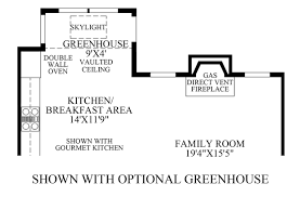 Green House Floor Plans Bowes Creek Country Club The Townhome Collection The Eastport