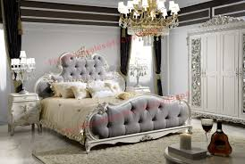 Luxury Bedroom Furniture Sets by Use From China Factory Outlets Decoration Bedrooms Furniture Set