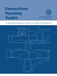 a teaching guide for structural steel connections welding