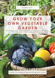 how to grow a vegetable garden gardening for beginners growing