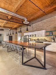 interior design kitchener thinkform architecture interiors inc thalamic labs lunch room