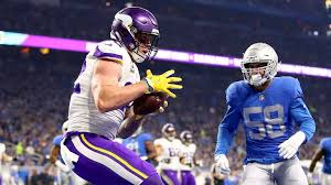 vikings vs lions score results highlights from thanksgiving