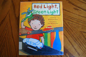 story time light green light with activities sorting