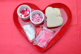Valentine S Day Cookie Decor by Valentine U0027s Day Recipe Brownie And Chocolate Chip Cookie