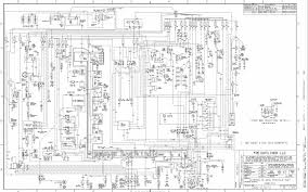detroit diesel series 60 ecm wiring diagram with ddec ii engine