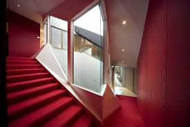interior great picture of staircase decorating design using maple