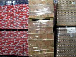 how much does a pallet of bud light cost budweiser boston branch youtube