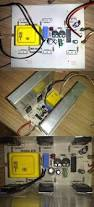 250w 5000w sg3524 dc ac inverter circuit electronics projects