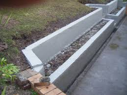 rendered retaining walls google search garden like u0027s