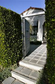 spanish courtyard designs la confidential a private courtyard garden goes luxe on a budget