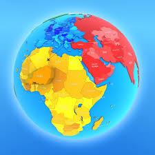 globe earth maps earth 3d max