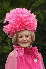 royal ascot ladies day perfume inspired hats