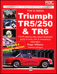 triumph tr2 manuals at books4cars com