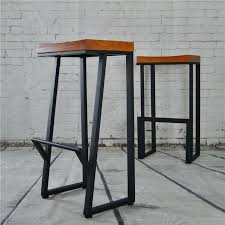 Vintage Industrial Bar Stool Bar Stool Commercial Bar Stools Industrial Industrial Wooden Bar