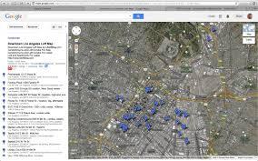 Rent Control Los Angeles Map by Neighborhoods U2013 La Loft Blog