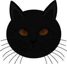 halloween black cat clip art clipart library clip art library