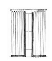 Tab Top Button Curtains 58 Best Window Treatment Designs Images On Pinterest Window